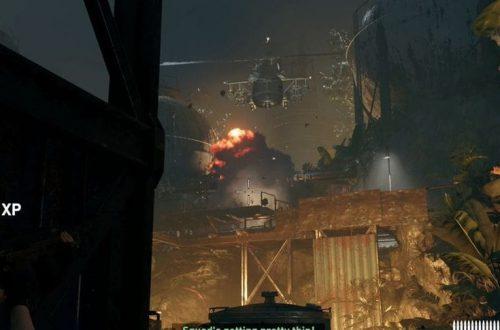 Прохождение Shadow of the Tomb Raider — Нефтеперерабатывающий завод (Часть 6)