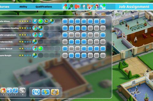 Первый мод для симулятора Two Point Hospital позволяет копировать построенные в больнице комнаты