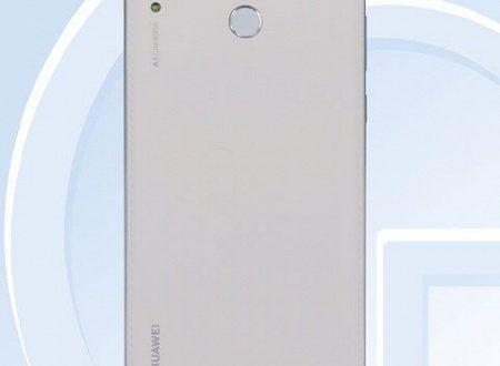 Фотогалерея дня: загадочный смартфон Huawei с каплевидным вырезом