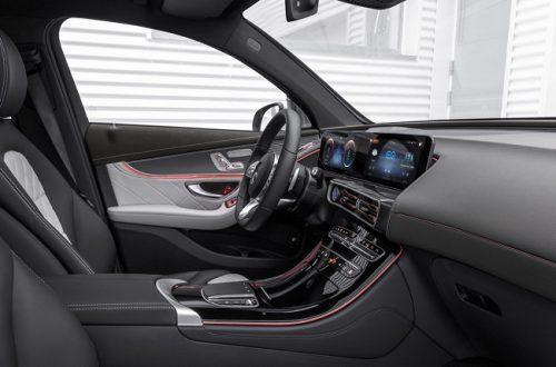 Представлен Mercedes-Benz EQC 400 4Matic — первый электрический кроссовер компании