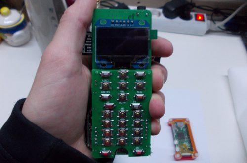 Настоящий смартфон для гиков: ZeroPhone за 50 долларов