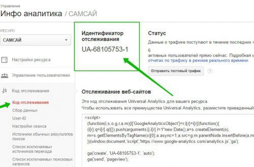 Google Analytics на сайт WordPress просто и быстро !