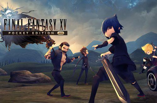 Достижения (ачивки, трофеи) Final Fantasy 15: Pocket Edition HD