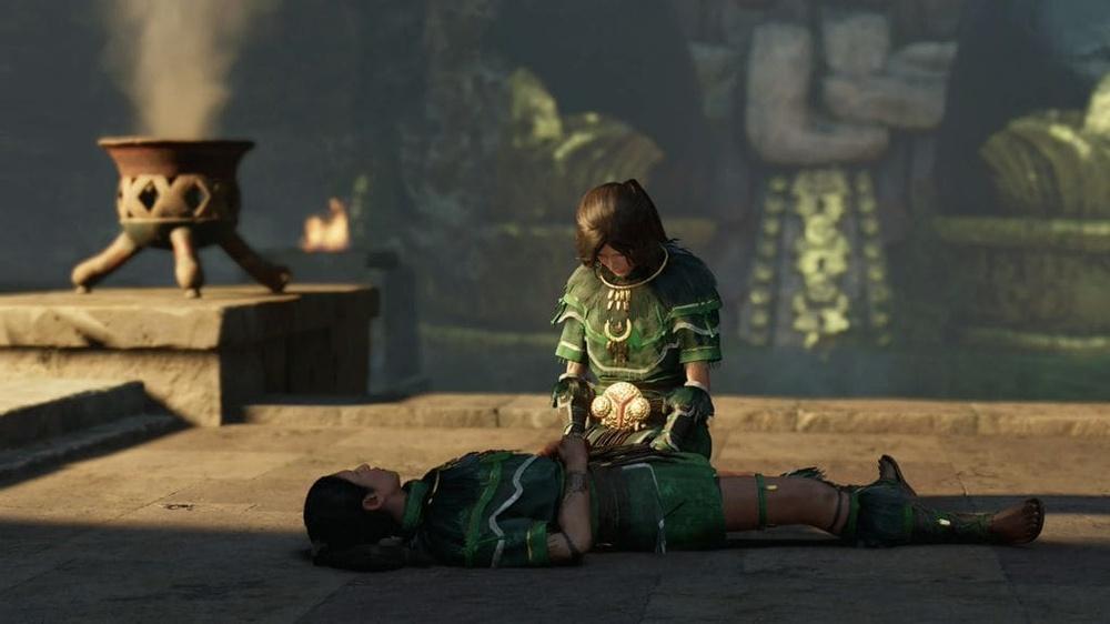 Прохождение Shadow of the Tomb Raider — Тайный город (Часть 5)