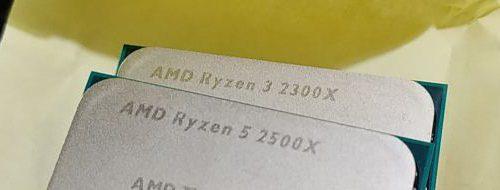 Представлены четыре новых CPU Ryzen. Один из них получил восемь ядер, частоту 4 ГГц и TDP 45 Вт