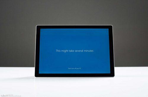 Фотогалерея дня: планшетный компьютер Microsoft Surface Pro 6 (и его характеристики)