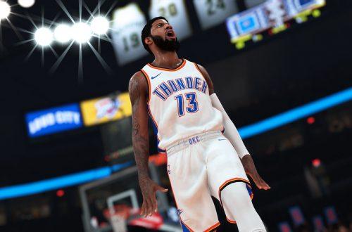 Трейнер (читы) для NBA 2K19