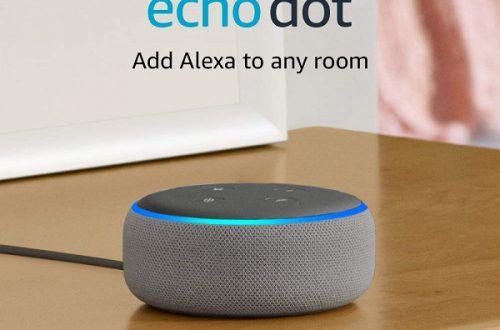 Amazon обновила умные колонки Echo Plus и Echo Dot