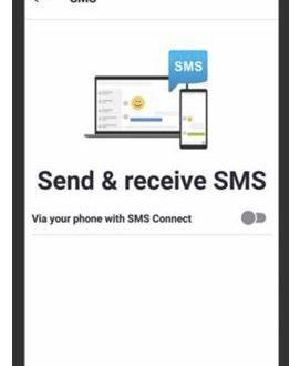Microsoft тестирует SMS-сервис для Skype на Android