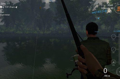 Где поймать сома или другую редкую рыбу в Fishing Planet?