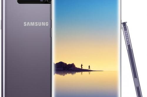Samsung Galaxy Note8 получил режим Super Slow-Motion и AR-эмодзи от нынешних флагманов