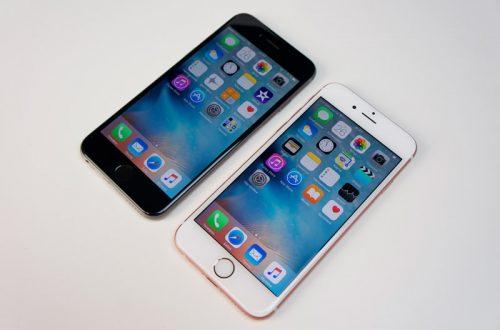 Смартфон iPhone 6s особенности и характеристики