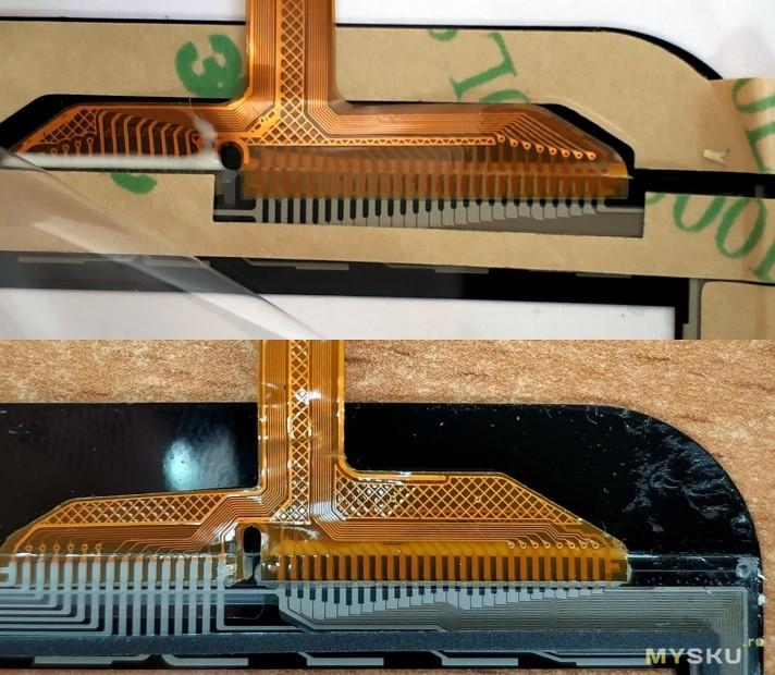 Замена сенсора на планшете Prestigio PMT3408-4G