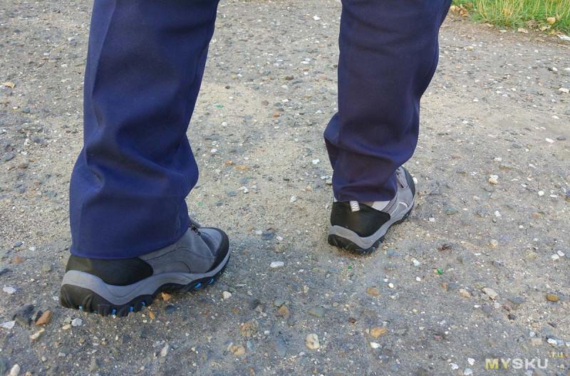 Кроссовки для туристов или просто очередной Fashion?