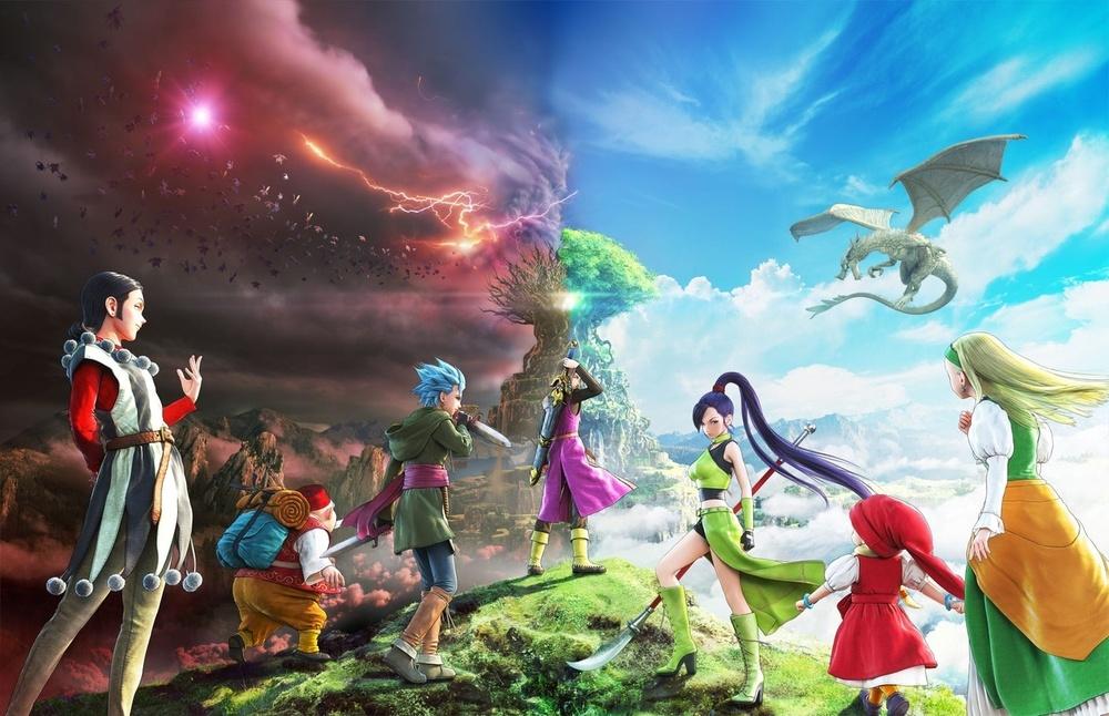 Трейнер (читы) для Dragon Quest 11: Echoes of an Elusive Age