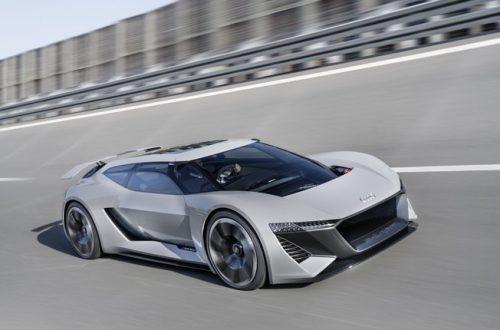 Спорткар Audi R8 променяет двигатель V10 на электромотор