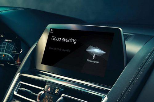 BMW представила собственный голосовой ассистент Intelligent Personal Assistant