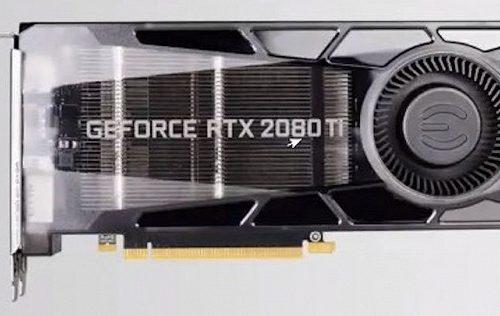 EVGA выпустит минимум четыре видеокарты Nvidia нового поколения с жидкостным и гибридным охлаждением