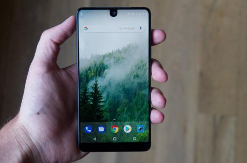 Essential Phone получит Android 10 в 2019 году, аксессуар Audio Adapter HD на подходе