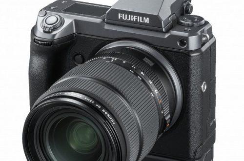 Fujifilm на выставке Photokina 2018: рекордный средний формат и другие новинки
