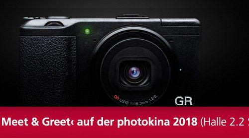 Подтвержден анонс компактной камеры Ricoh GR нового поколения на выставке Photokina 2018