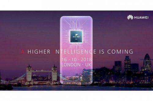 Huawei подтвердила «квадратную» камеру Mate 20