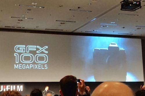 Fujifilm показала среднеформатную беззеркальную камеру с разрешением 100 Мп