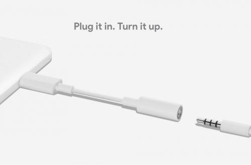 Google выпустила более технически совершенный адаптер с разъемами 3,5 мм и USB Type-C