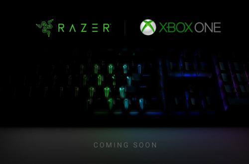 Microsoft разрешила добавлять в игры для Xbox One поддержку мыши и клавиатуры
