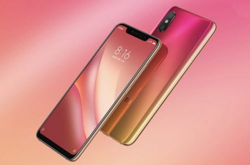Стартовали продажи смартфона Xiaomi Mi 8 Pro с подэкранным дактилоскопическим датчиком