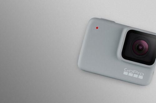 Представлены экшн-камеры GoPro Hero 7