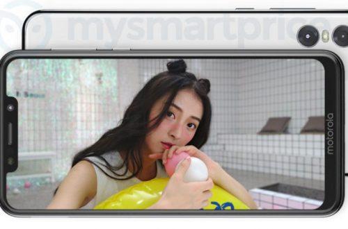 Смартфон Moto P30 Play засветился на официальном сайте
