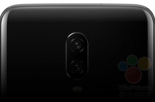 Флагманский смартфон OnePlus 6T: первое официальное изображение и официальный логотип