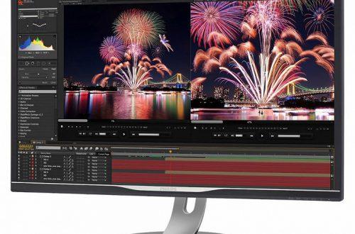 Монитор Philips Brilliance 328P6VUBREB оснащен экраном 4К, портом USB-C и отвечает требованиями спецификации DisplayHDR 600