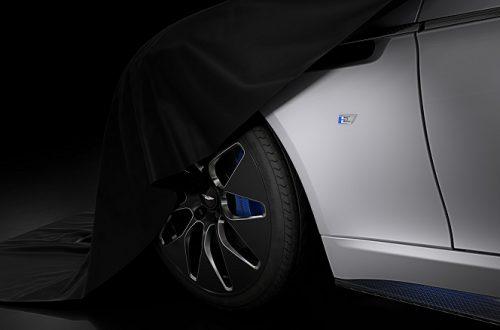 Aston Martin представила свой первый электромобиль Rapide E
