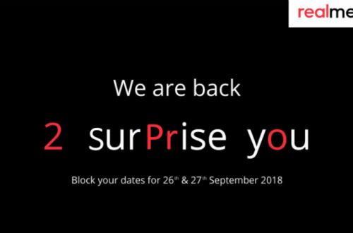Oppo Realme 2 Pro будет представлен 26 сентября