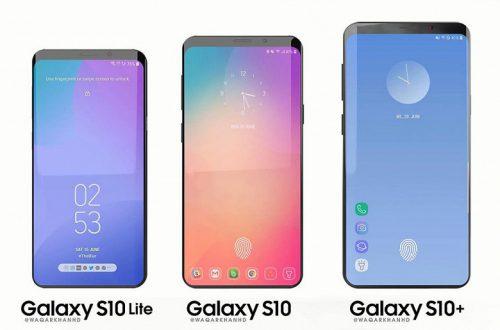 Глава Samsung пообещал «очень значительные» изменения дизайна в Galaxy S10