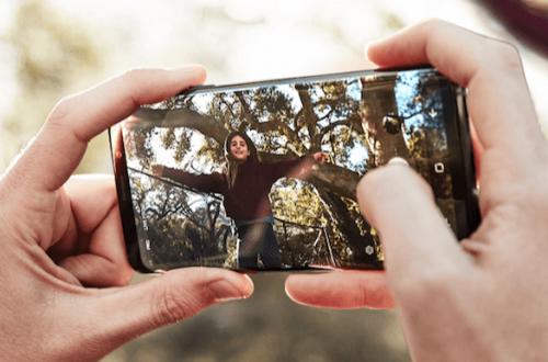Прошивка существенно улучшила и без того отличную камеру Samsung Galaxy Note9