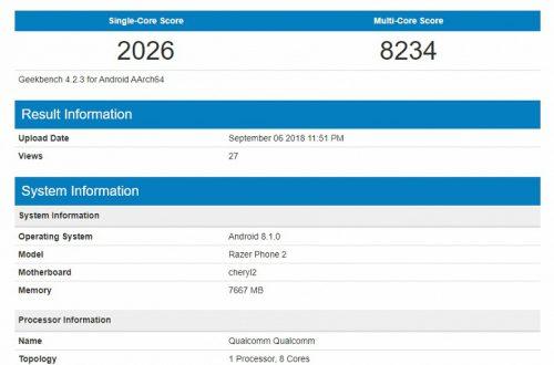 SoC Snapdragon 8150 и MediaTek Helio P80 лидируют по производительности блоков NPU