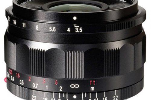 Названа дата выпуска объектива Voigtlander Color-Skopar 21mm f/3.5 Aspherical с креплением Sony E