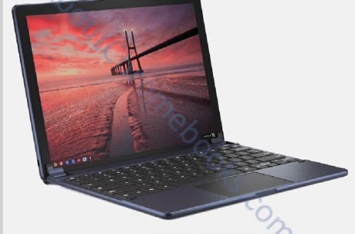Первый взгляд на гибридный планшет Google Pixelbook под названием Nocturne
