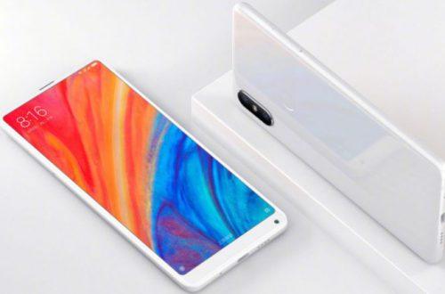 Глобальная стабильная версия MIUI 10 вышла для смартфонов Xiaomi Mi Mix 2S и Mi Mix 2