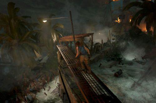 Прохождение Shadow of the Tomb Raider — Косумель (Часть 1)