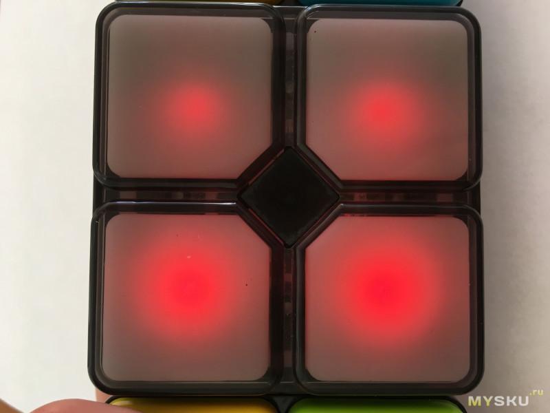 Развивающая музыкальная игрушка Magic cube