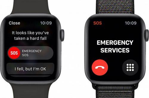 Функция Fall Detection в часах Apple Watch Series 4 у большинства автоматически отключена