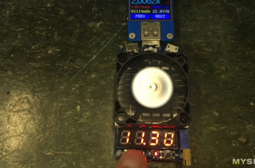 Электронная нагрузка HD35 с триггером