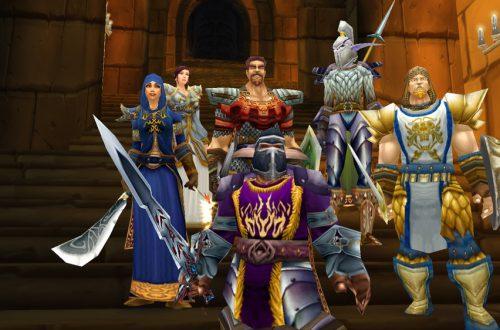 Мнение: World of Warcraft Classic выйдет следующей осенью