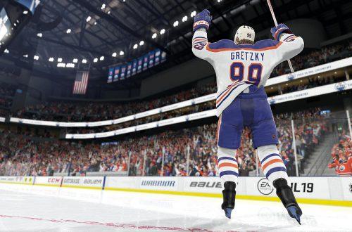 Достижения (ачивки, трофеи) NHL 19