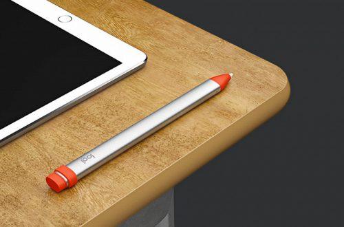 Стилус Logitech Crayon для планшетов Apple наконец-то добрался до прилавков, попутно сильно подорожав
