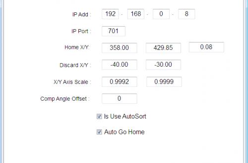 Установщик SMD-деталей на платы (Pick and Place) TVM802B-X, часть 1
